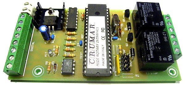 MIDI Rotary Interface
